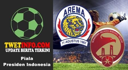 Prediksi Jitu Arema vs Sriwijaya 05-09-2015