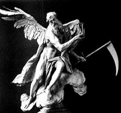 Kronos Cronos Dios Del Tiempo