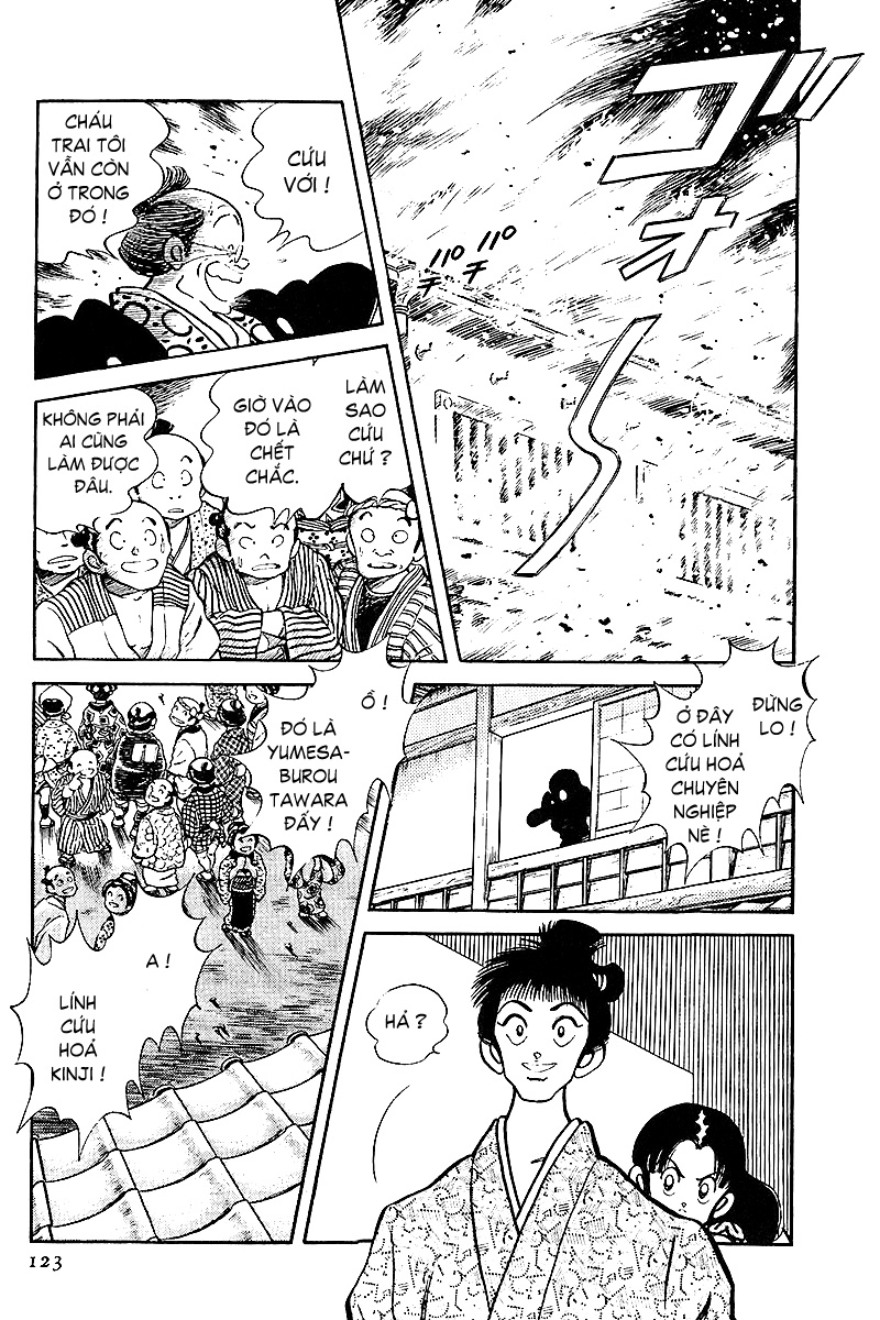 Nijiiro Togarashi - Ớt Bảy Màu chap 24