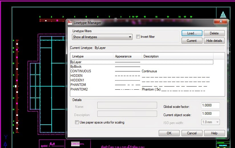 how to make linetype in autocad