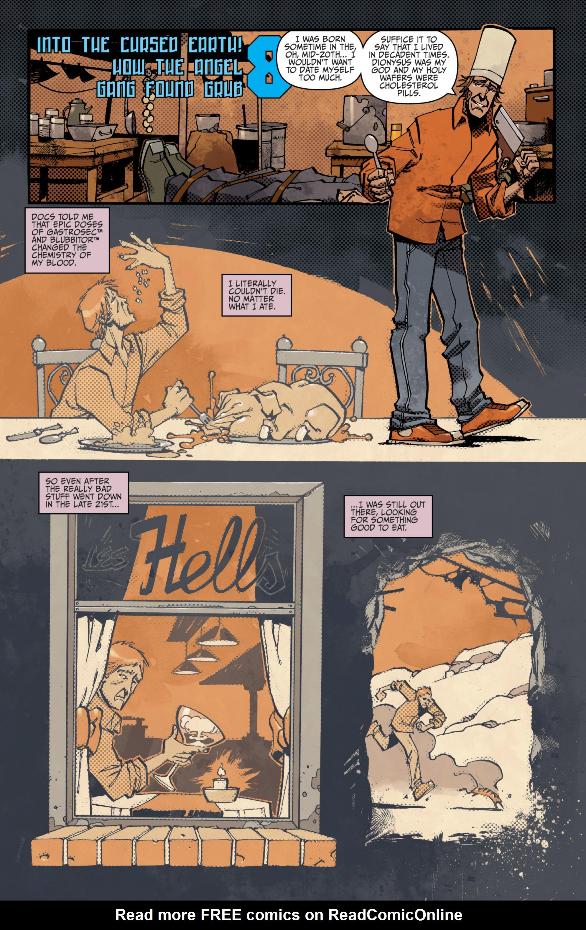 Read online Judge Dredd (2012) comic -  Issue # _TPB 3 - 57