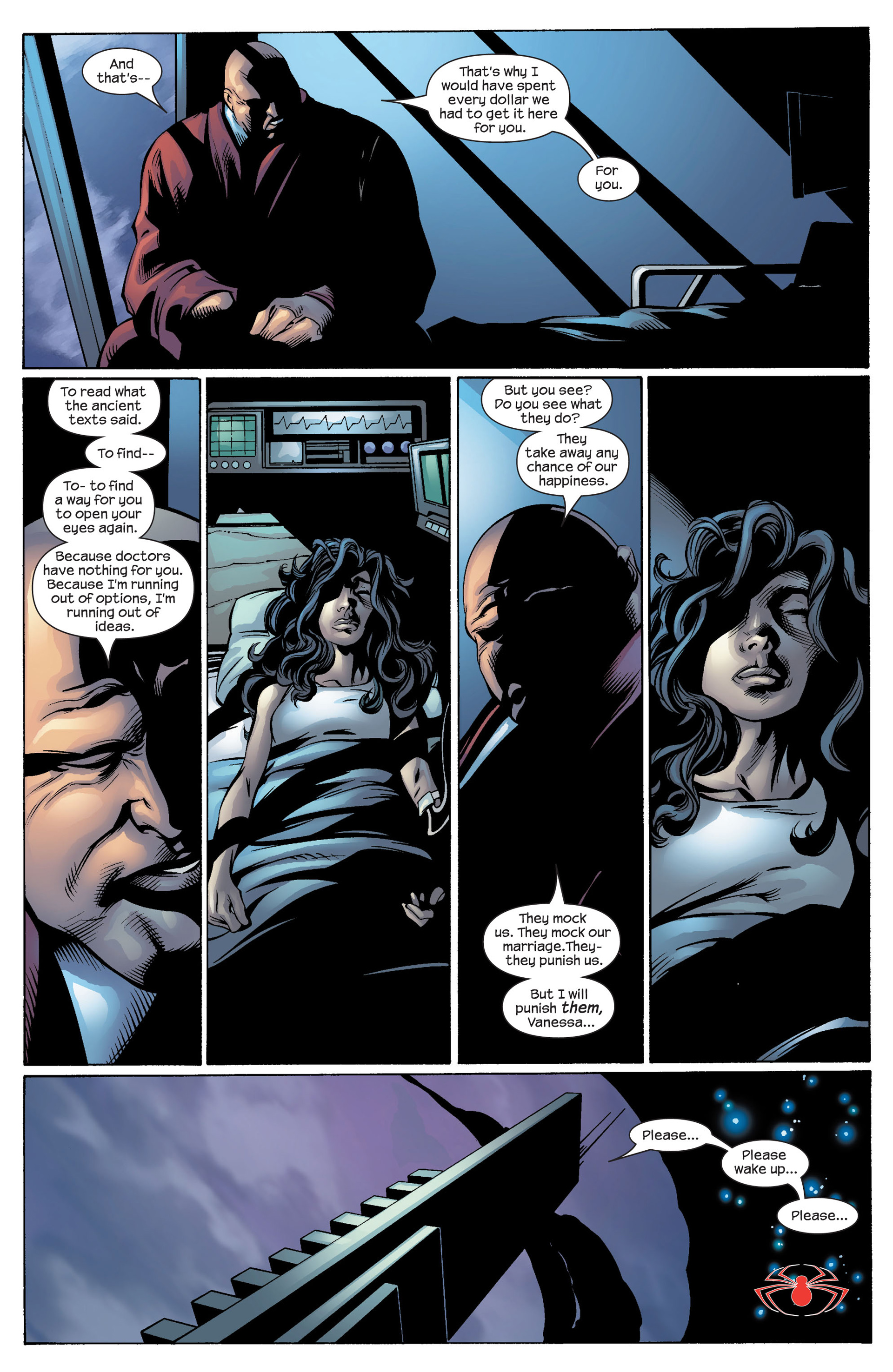 Ultimate Spider-Man (2000) Issue #53 #57 - English 24