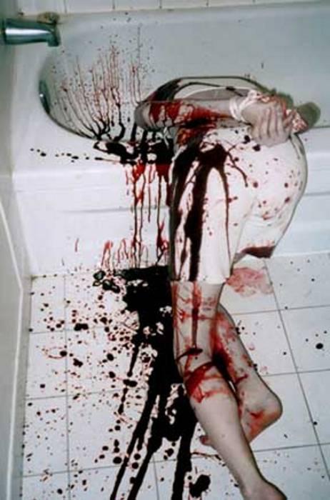 The gallery for --> Keddie Murders Crime Scene Photos