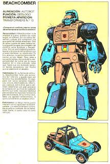 Beachcomber (ficha transformers)