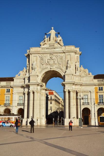 Rua Augusta Lisbon