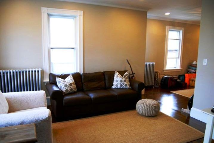 Neutral interior paint color ideas for Neutral family room ideas