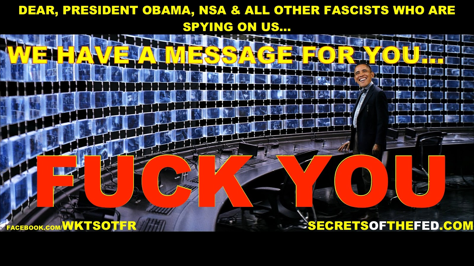 what is the nsa fuck your area
