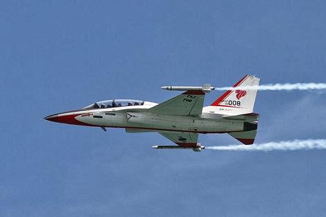 Máy bay huấn luyện phản lực T-50 của Hàn Quốc đang được 2 nước Đông Nam Á mua.