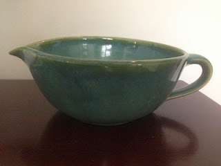 Bill Gordy mixing bowl by Future Relics Gallery