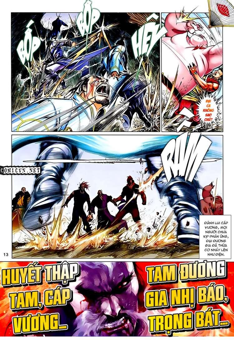 Phong Vân chap 632 Trang 13 - Mangak.info