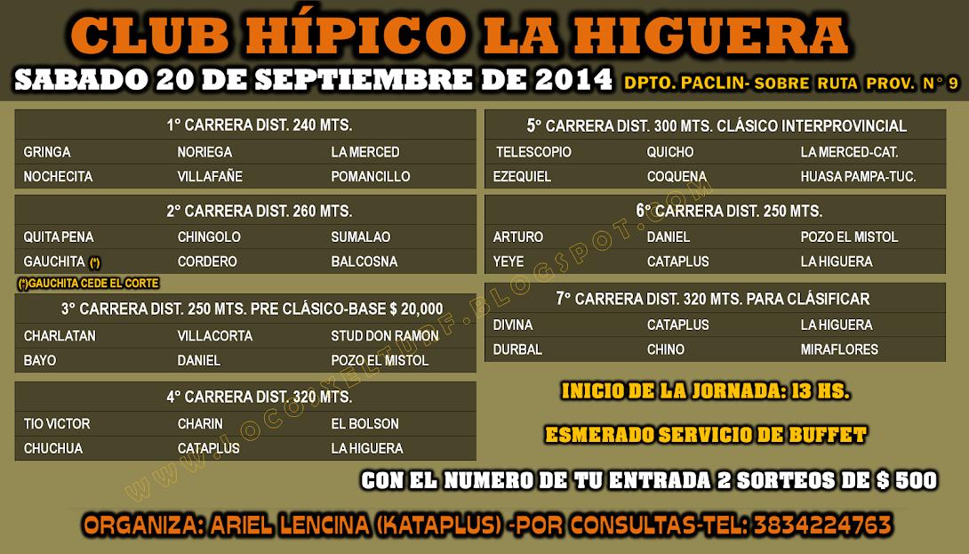 20-9-14-PROG-HIP. LA HIGUERA