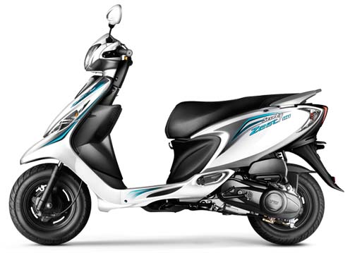 TVS Scooty Zest 110 Specifications, Price, and Mileage