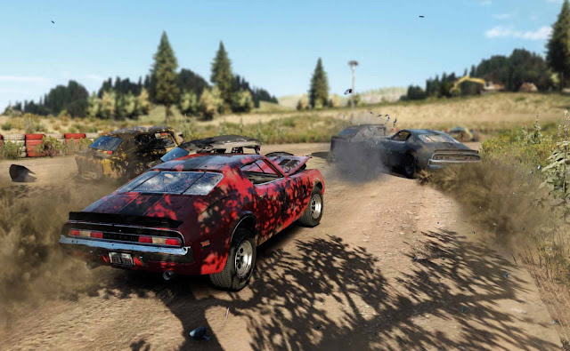 next car game screenshot