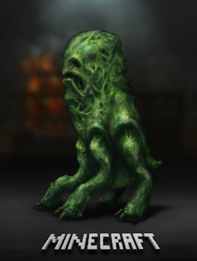Creeper Concept Art