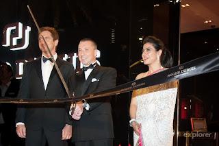 Kajol Devgan Sizzling look at Roger Dubuis' Boutique opening