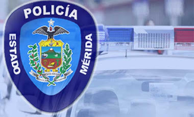 Boletín Informativo de la Policía de Mérida