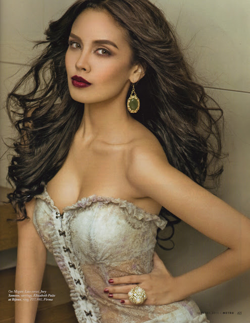 Filipina Model Megan Young