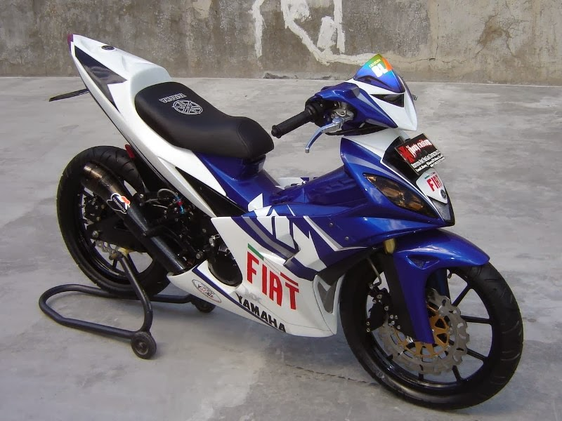 Modifikasi Motor Jupiter Mx New Terbaru