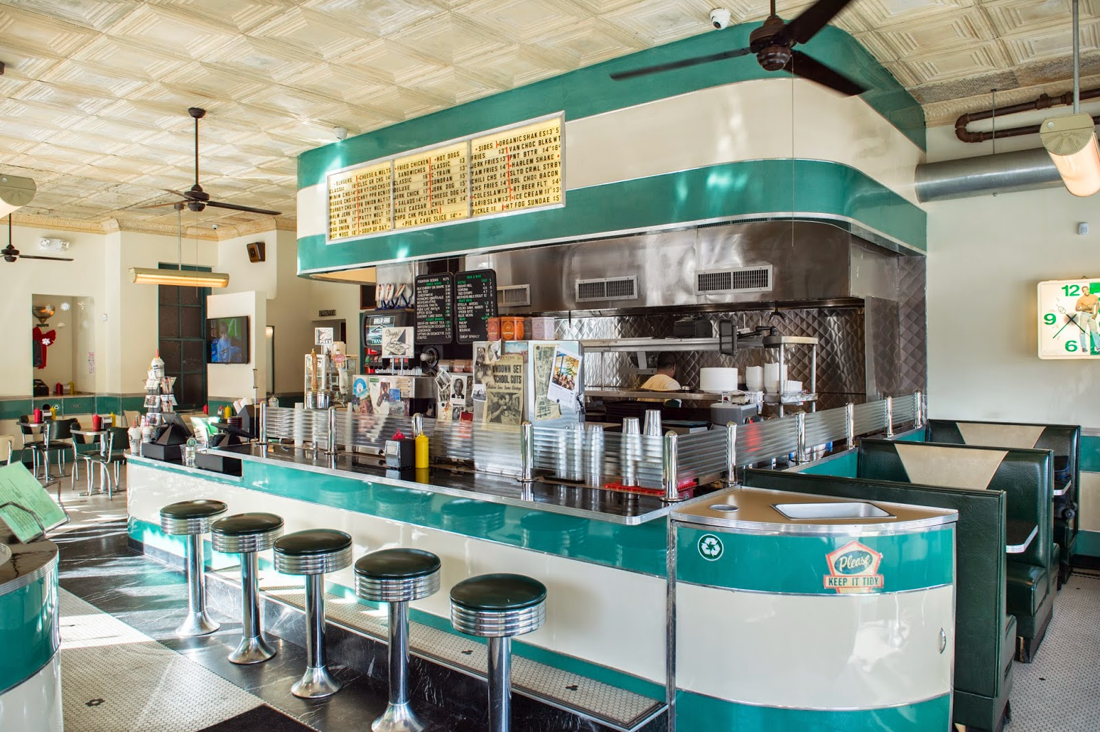 Old Fashioned Burger Joints
