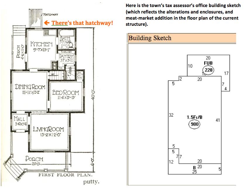 sears 110 floor plan