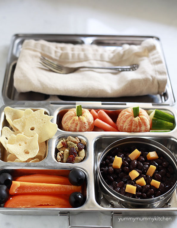 halloween lunch idea