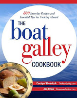 Boat Galley Cookbook Sample