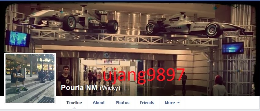 Facebook Pauria NM Pemilik Passport Palsu MH370