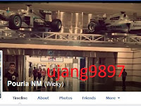 Facebook Pauria NM Pemilik Passport Palsu MH370
