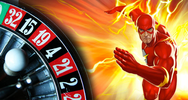 The Flash Ruleta