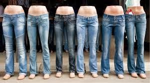 Tips dan Cara Menemukan Jeans Yang Tepat Untuk Anda