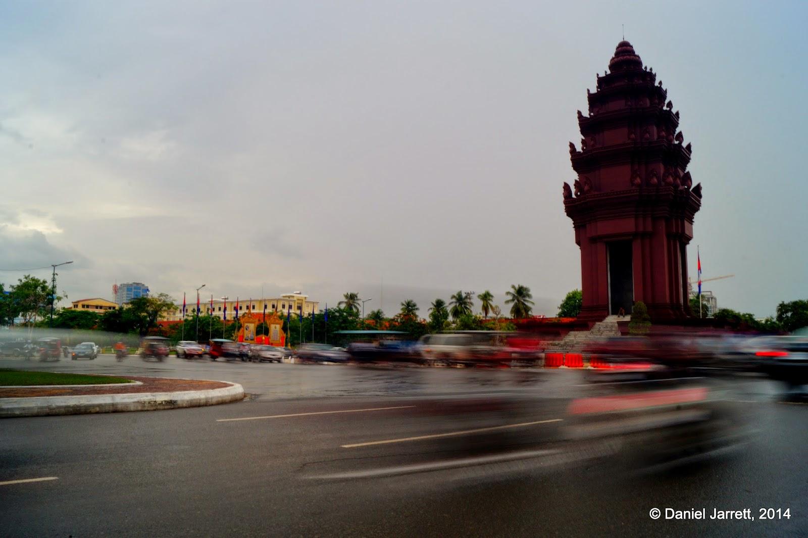 Independent Monument, Phnom Penh, Cambodia