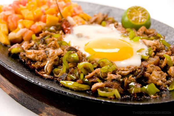 Easy Sizzling Sisig Cooking Tutorial & Recipe How To Cook Easy step by ...