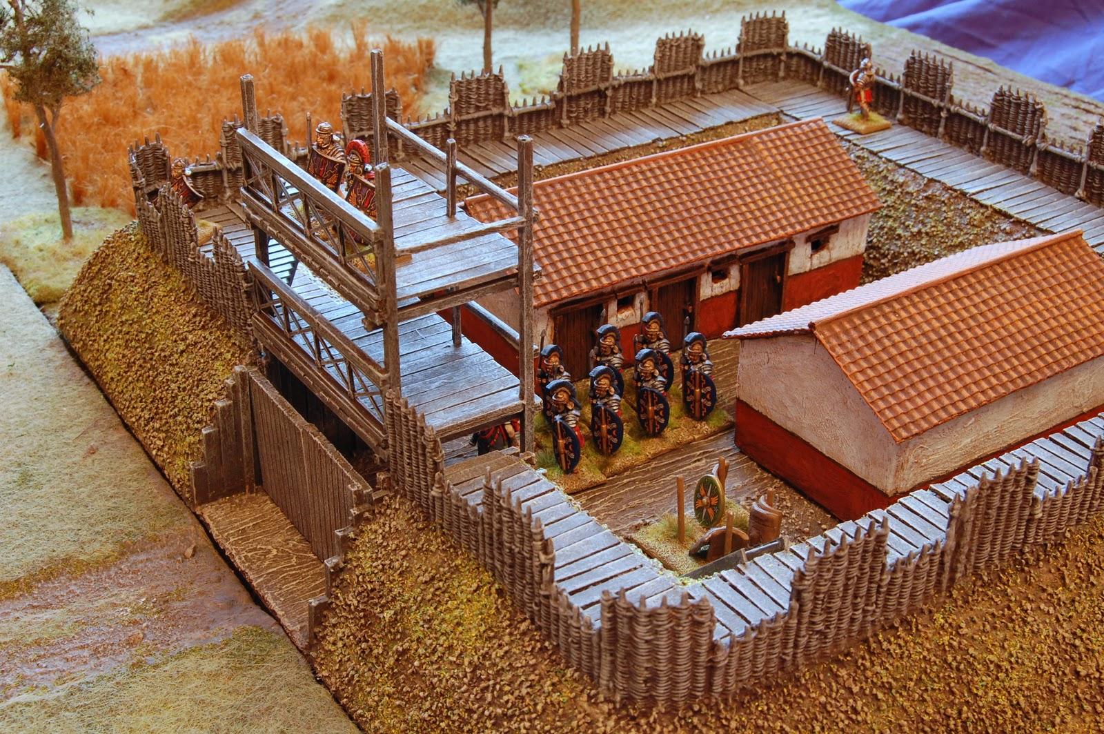 [Liens] Armées romaines d' autres joueurs - Page 2 FORT2