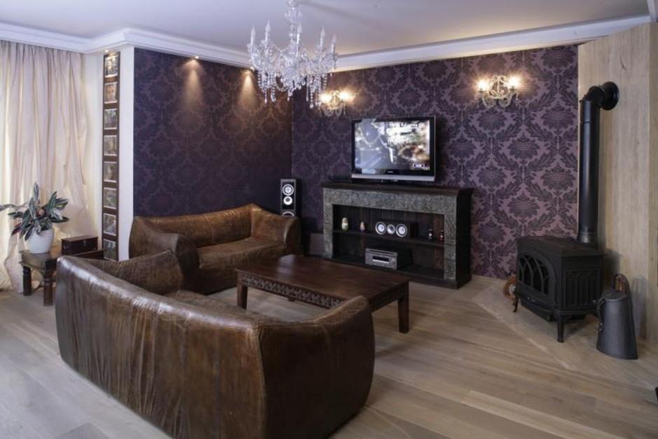 7 fotos de decoraci n de salas cl sicas for Decoracion de salas clasicas elegantes
