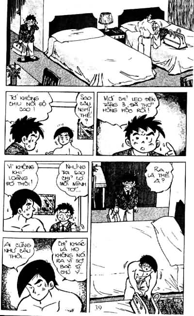 Jindodinho - Đường Dẫn Đến Khung Thành III Tập 26 page 39 Congtruyen24h