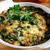 Συνταγή της ημέρας - Ομελέτα φούρνου με μανιτάρια και σπανάκια