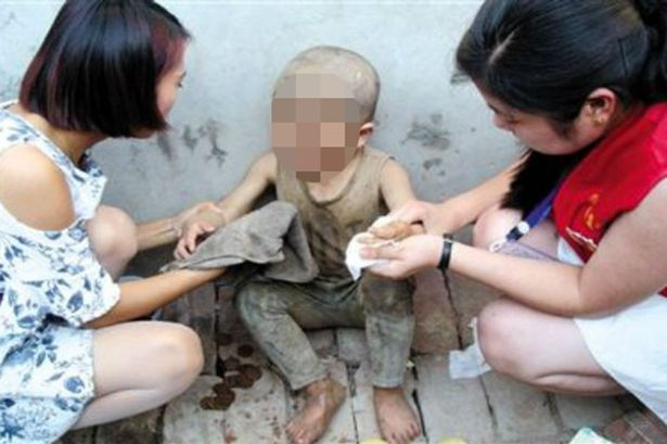 Boy Aged Seven Found Living With Pigs and Unable to Communicate with Humans
