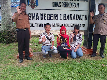 Duta Goes To School