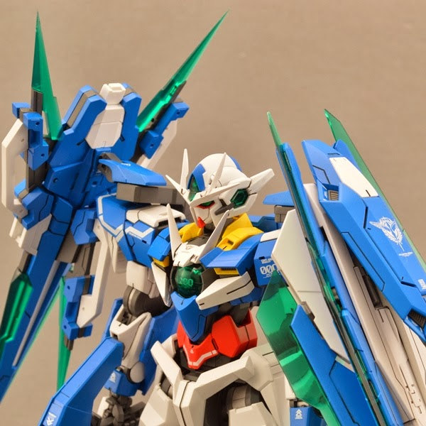 MG Qan[t] Full Saber
