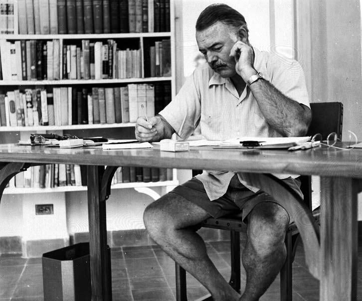 hemmingway and faulkner essay - key key individuals, literature: hemingway and faulkner (compare faulkner's mosquitoes the works of ernest hemingway.