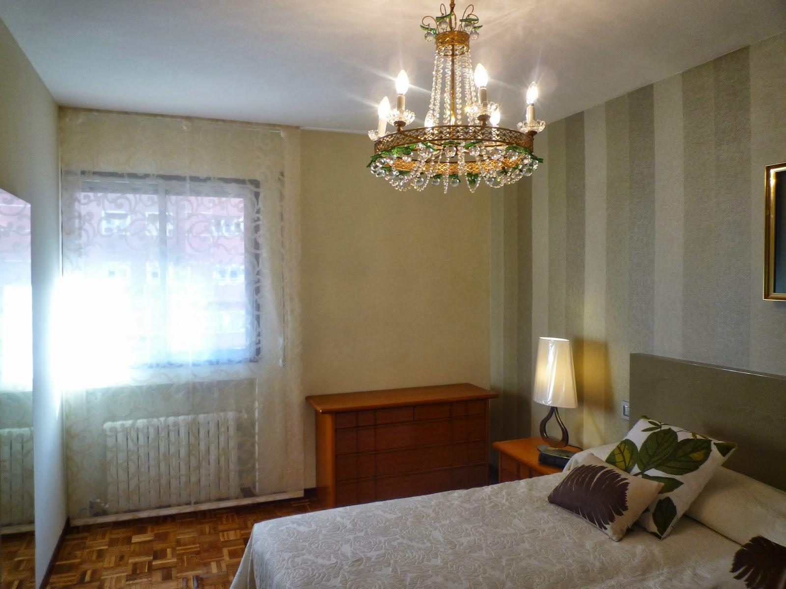 Estamos de pintores pinturas aljo empapelado - Dormitorios empapelados ...