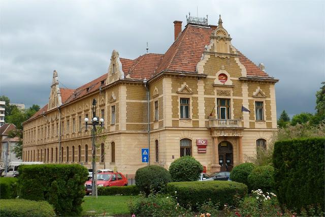 Oficina de Correos en Braşov