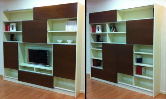 Balda hogar los distintos tipos de mueble de televisi n - Muebles para televisiones planas ...