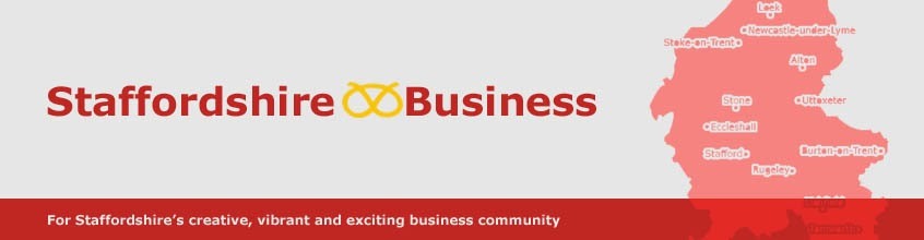 Staffordshire business, Midlands business, Stafford business, Stoke-on-Trent business