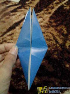 origami burung LM10