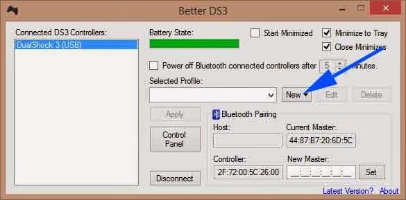 better ds3 tutorial ps3 controller