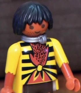 Play Mobil Pirate Toy. Is It Racist?