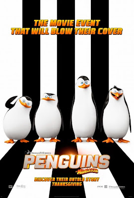 Los pingüinos de Madagascar (2014) [Cam] [Latino]
