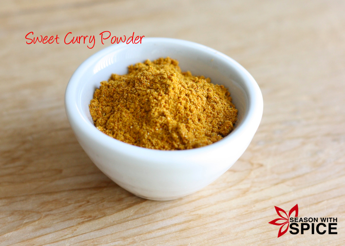 Sweet Curry Powder available at SeasonWithSpice.com