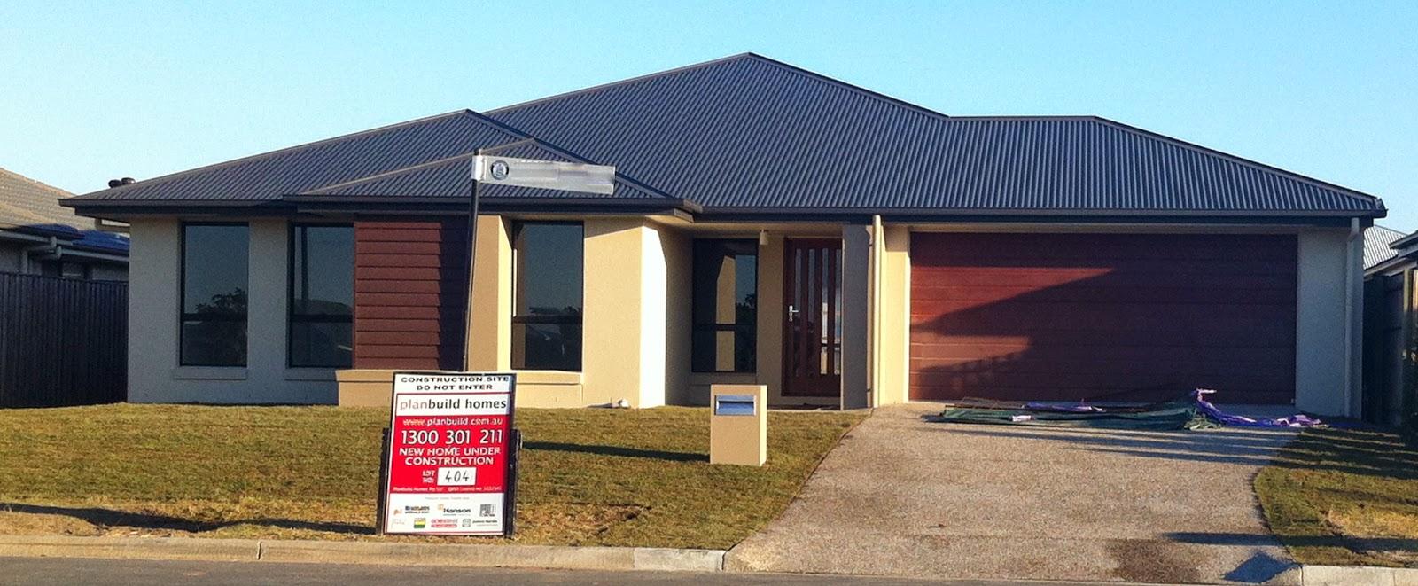 View topic regatta 2920 planbuild brisbane handover for Planbuild homes